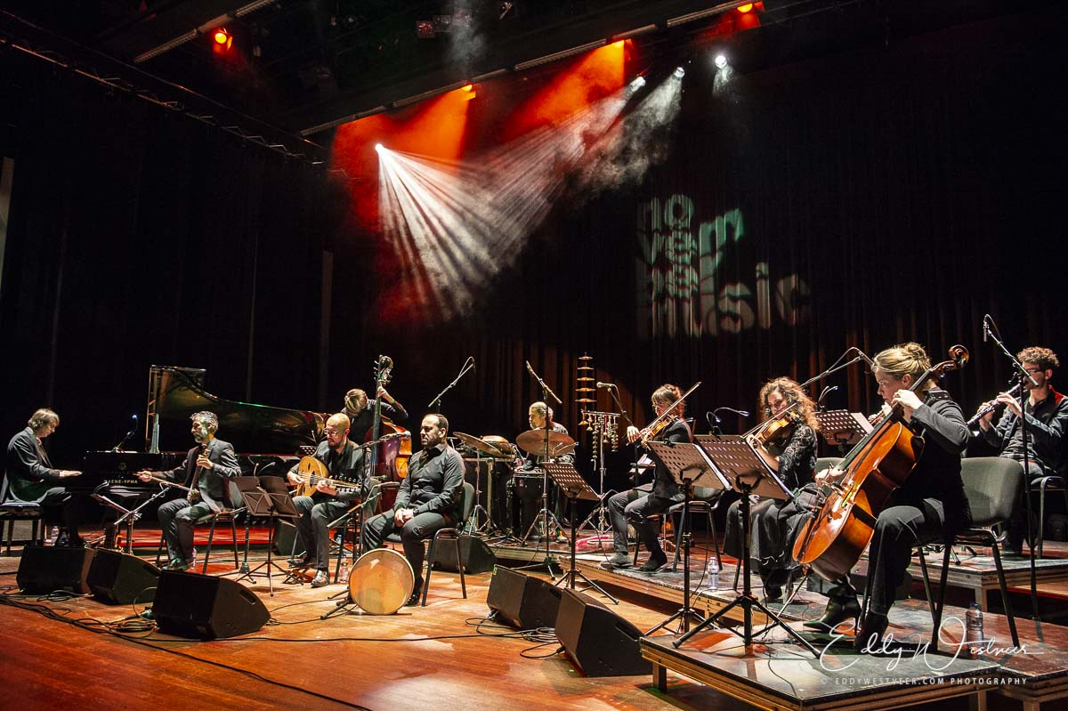 Indrukwekkend concert op November Music