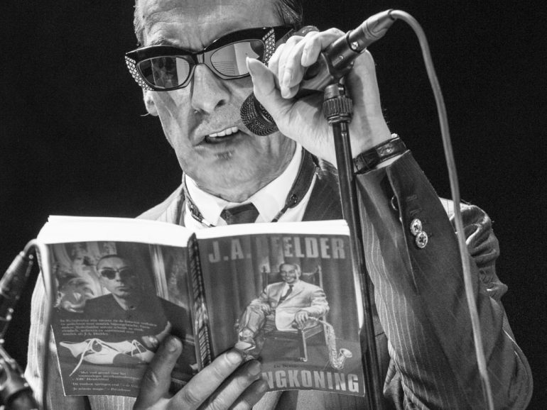 Jules Deelder (75) overleden