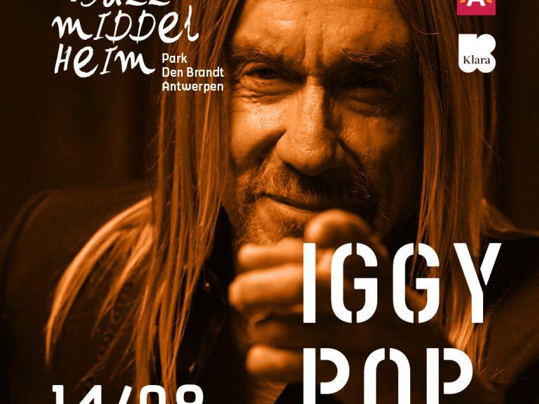 Iggy Pop of Iggy Jazz?