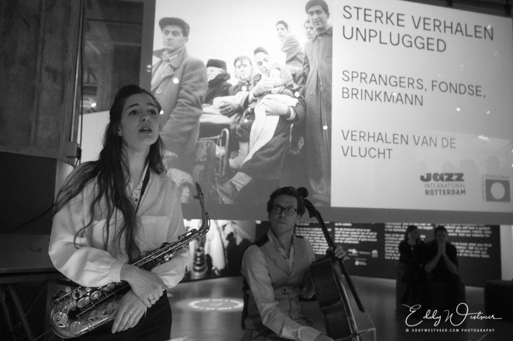 Kika Sprangers leidt eerste concert in