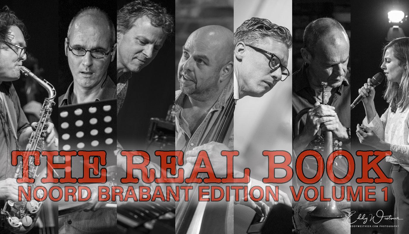 Componisten die bijdroegen aan The Real Book Noord Brabant Edition Volume 1