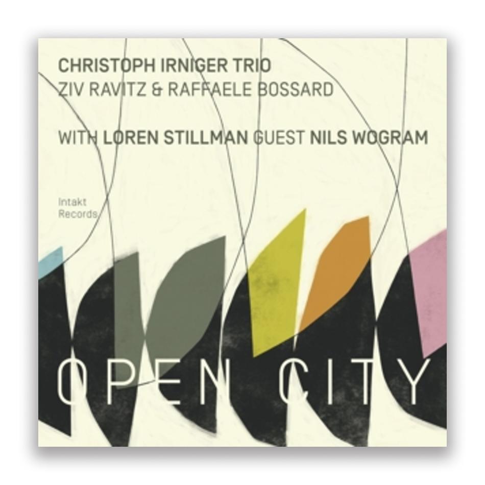 Christoph Irniger Trio - Open City