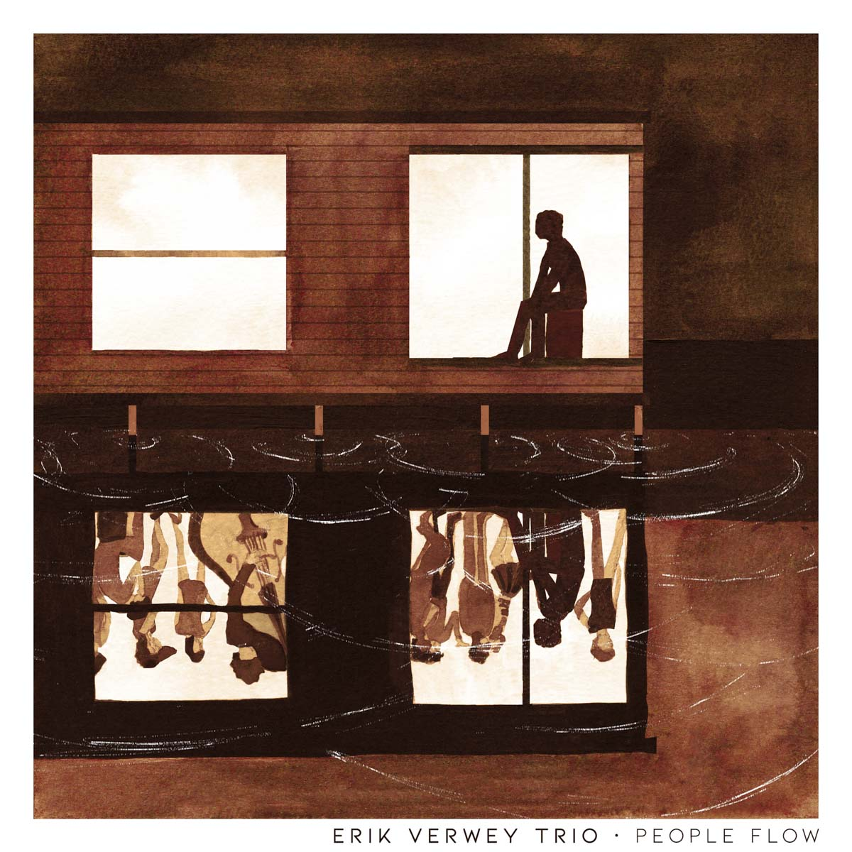 Erik Verwey Trio - People Flow
