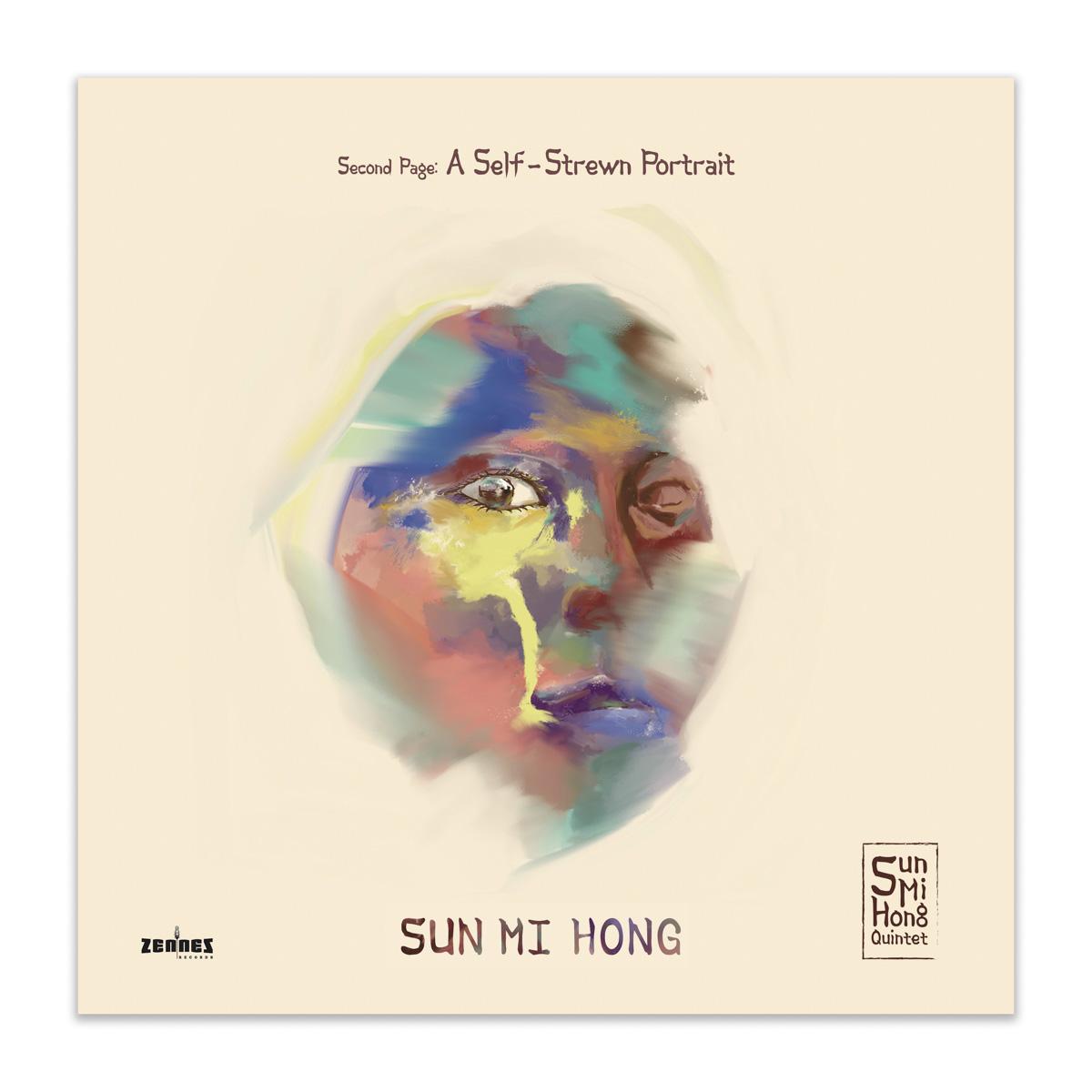 Sun-Mi Hong - A Self-Strewn Portrait