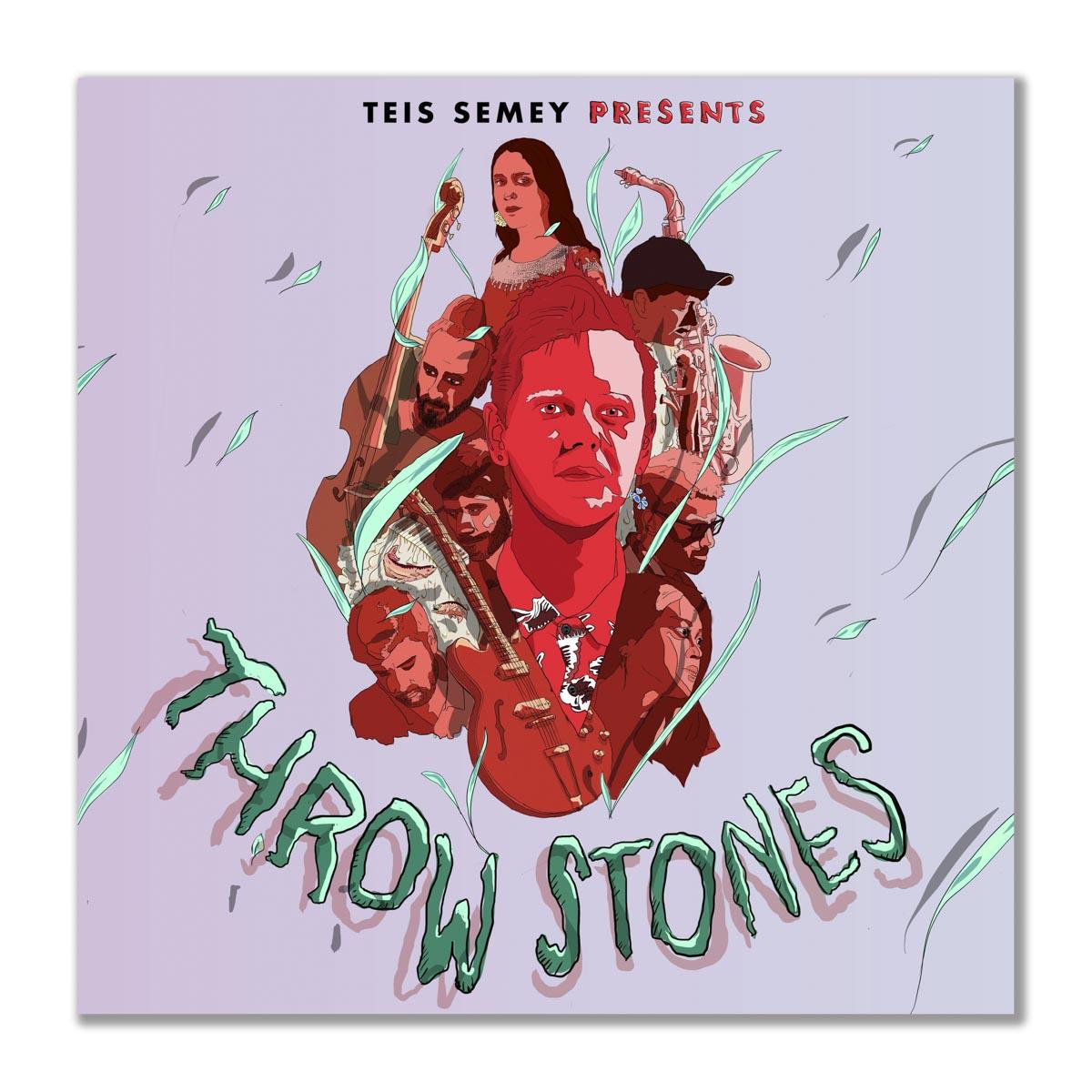 Teis Semey - Throw Stones