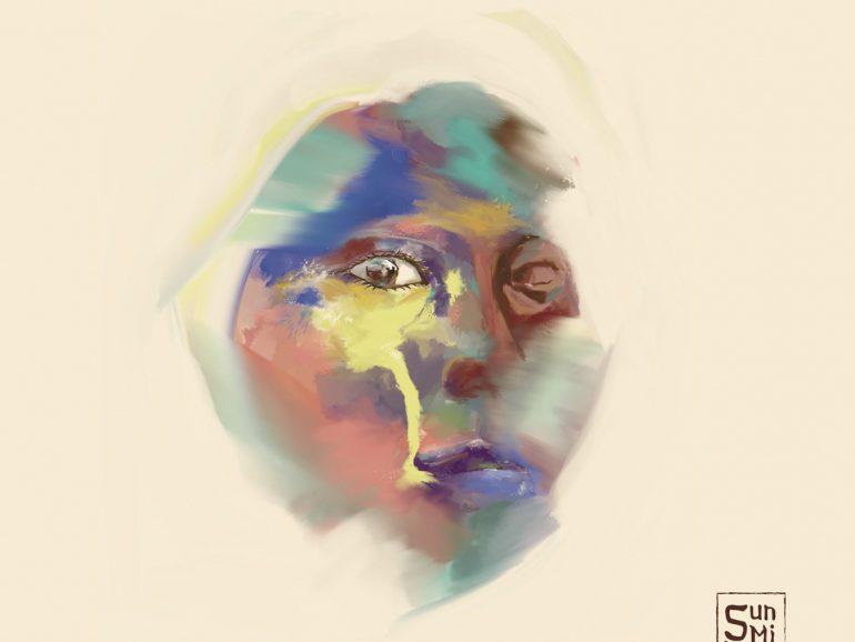 Sun-Mi Hong – A Self-Strewn Portrait