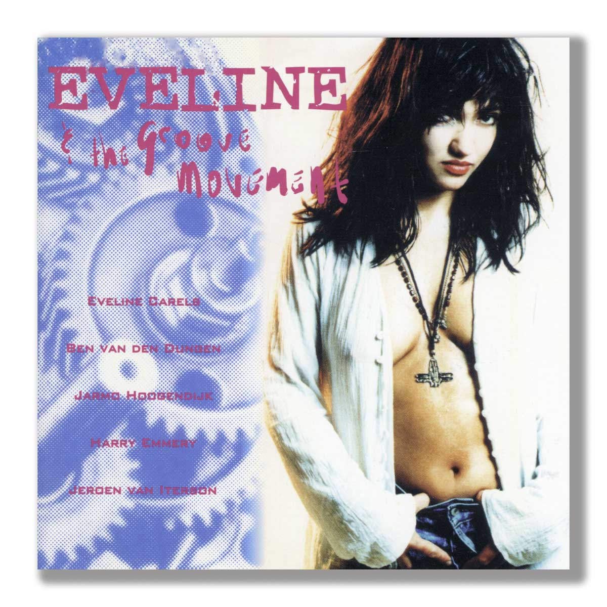 EVELINE & THE GROOVE MOVEMENT (1994)