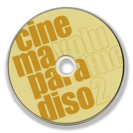 Cinema Paradiso Volume 2 (CD)