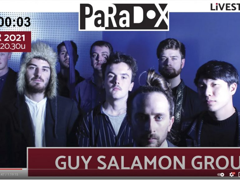 Guy Salamon Group – Livestream Concert