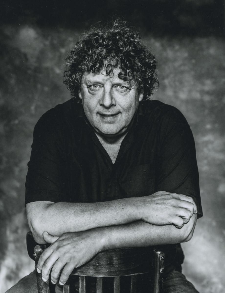 Hans Zirkzee door Jerry Lampen