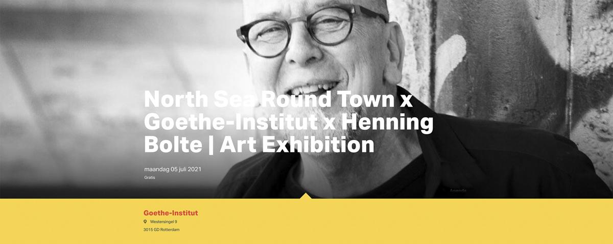 North Sea Round Town | Art Exhibition