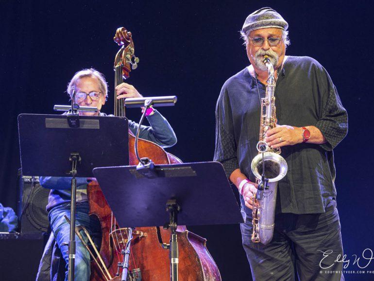 Onbeperkt smullen op Jazz Middelheim
