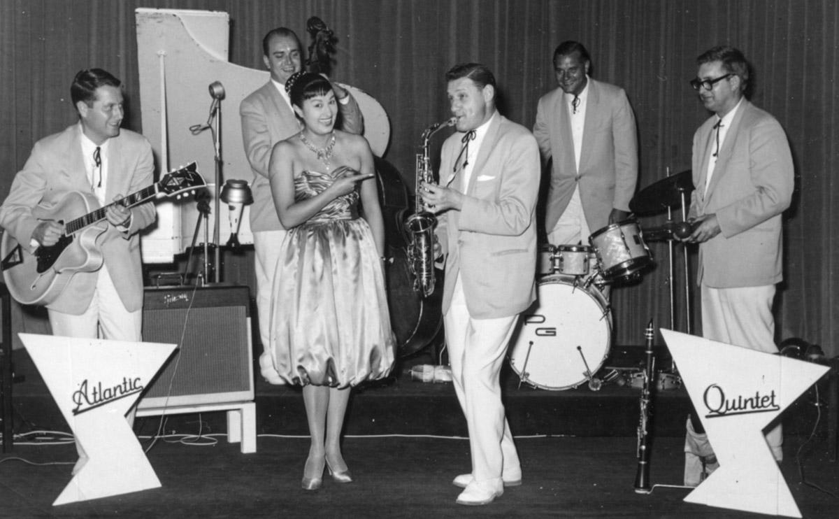 Het Atlantic Quintet maakte de eerste bebop-opname in Nederland