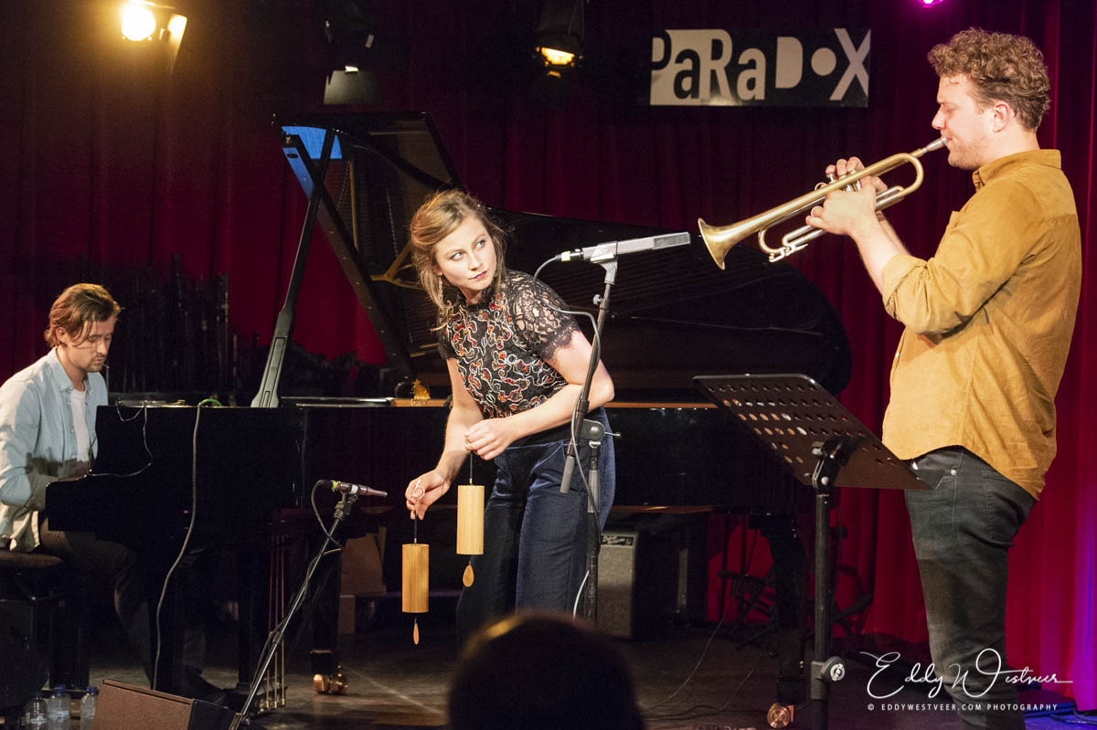 Mudita's releasetour startte in Paradox Tilburg