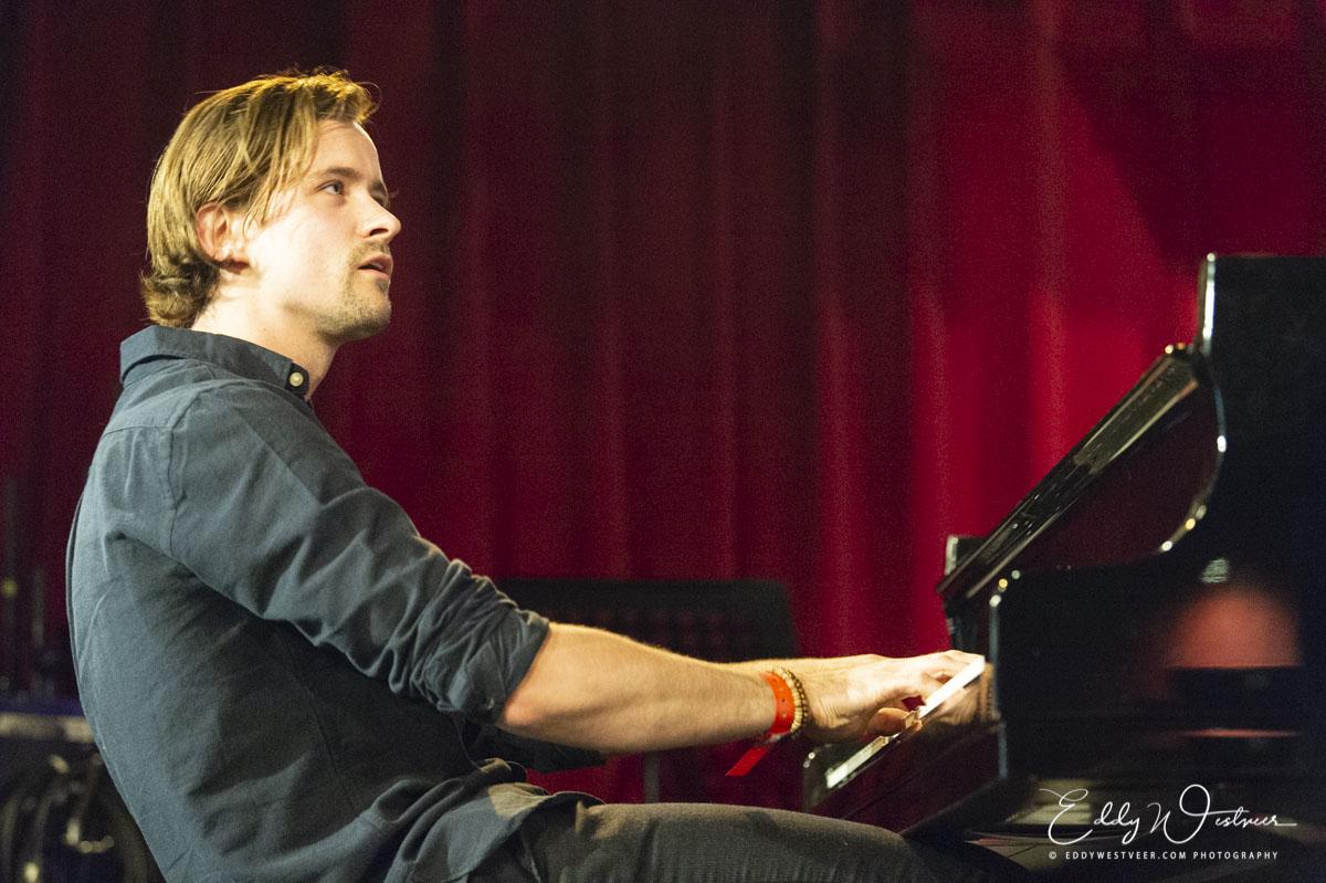 Pianist Sjoerd van Eijck