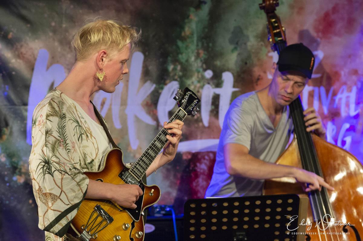 Teis Semey en Jasper Høiby