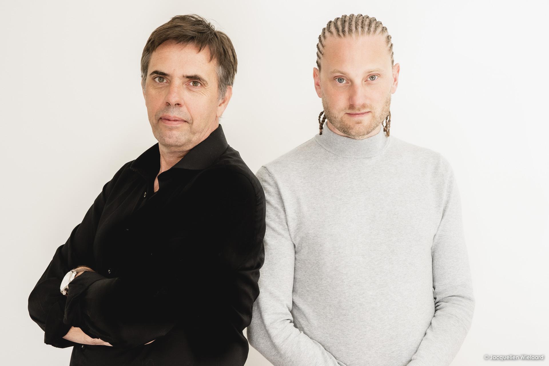 Paul Stark & Jonas Linnemann (foto Jacquelien Wielaard)